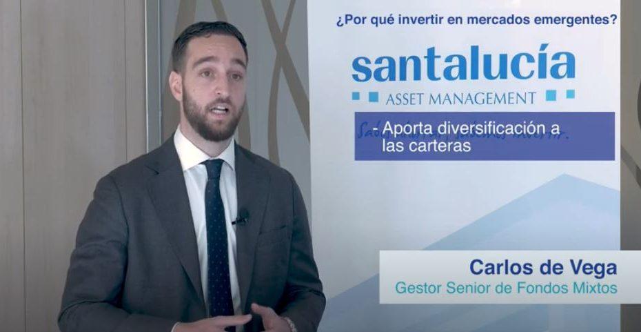 Carlos de Vega: Por qué invertir en mercados emergentes
