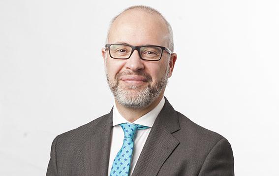 Damián Fraire, director de Medios & IT en Santalucía Asset Management