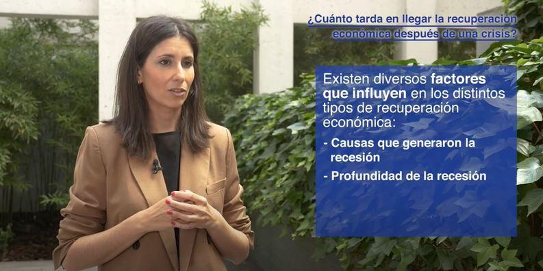 Recuperación Económica: Beatriz Franganillo