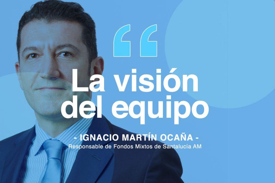 Ignacio Martín, gestor de Renta Variable Europea de Santalucía AM