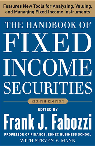 The Handbook of Fixed Income Securities.