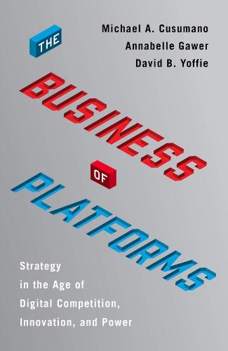"""""""The business of platforms"""" o cómo crear negocios digitales resilientes"""