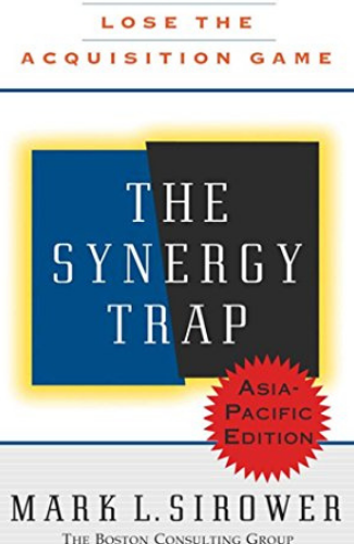 """""""The Synergy Trap"""" o el mito de las sinergias"""