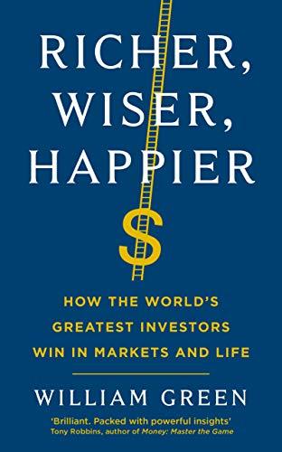 'Richer, Wiser, Happier' o más rico, más sabio, más feliz