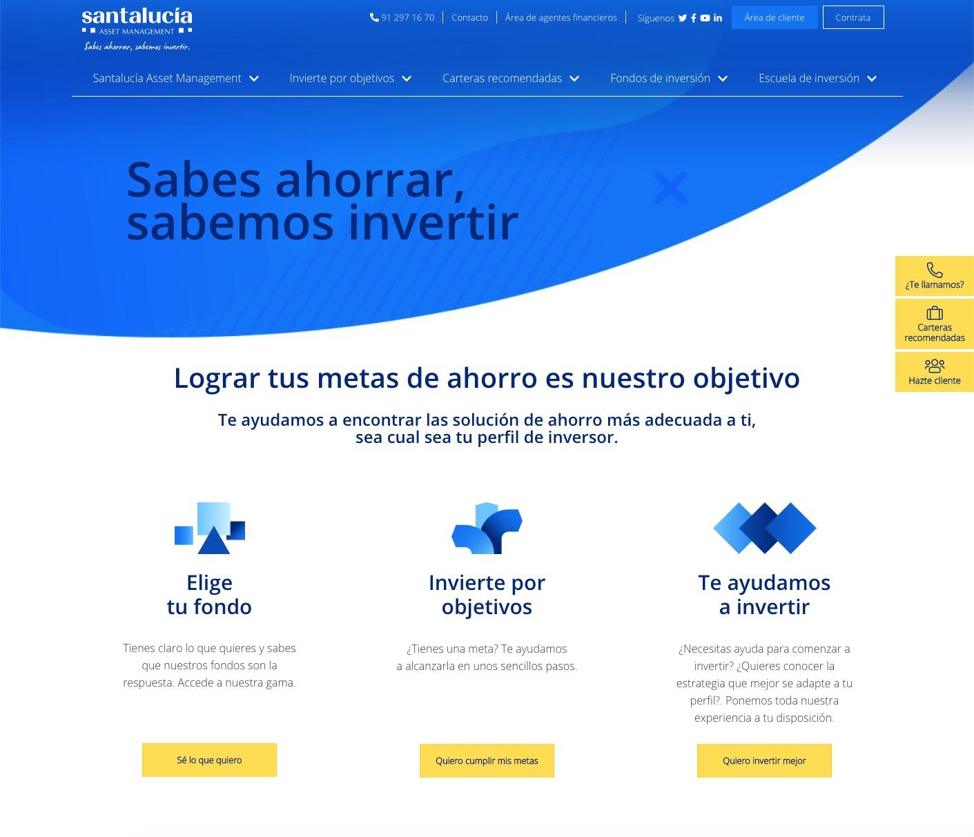 Renovamos nuestra web y lanzamos Escuela de Inversión